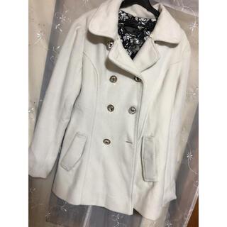 ユメテンボウ(夢展望)のホワイトコート(ロングコート)
