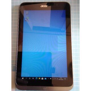 エイサー(Acer)のICONIA W4-820 office2013(タブレット)