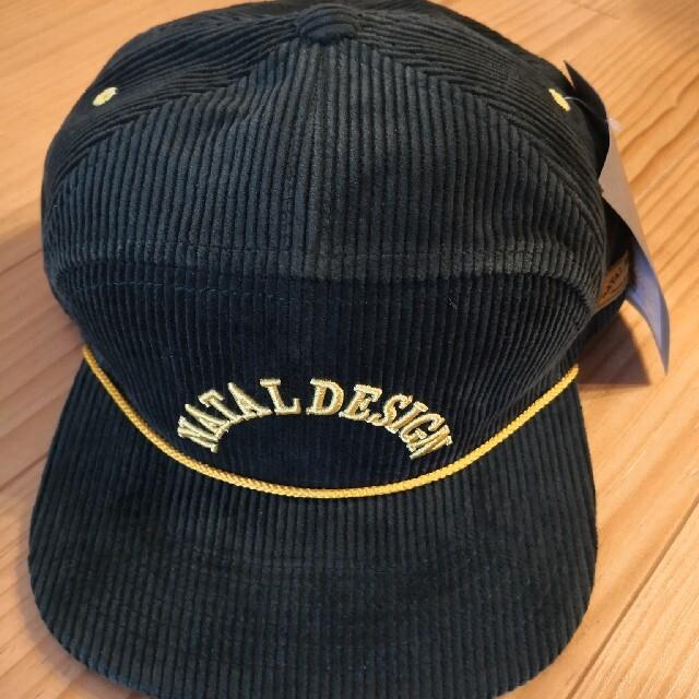 NATAL DESIGN(ネイタルデザイン)の【新品】ネイタルデザイン GOOD BOY CAP CORDUROY3キャップ  メンズの帽子(キャップ)の商品写真