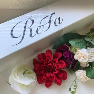ReFa - リファ アイロン ヘアアイロン ストレートアイロン パナソニック クレイツ 新品