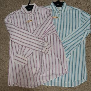 シンプルライフ(SIMPLE LIFE)のシンプルライフメンズシャツ2枚組(シャツ)