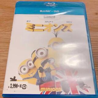 ミニオン - 【断捨離】ミニオンズ ブルーレイ+DVDセット('15米)〈2枚組〉