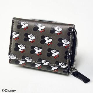 シップス(SHIPS)のmini ミニ 2021年 3月号 【付録】 ミッキーマウス 財布 (財布)