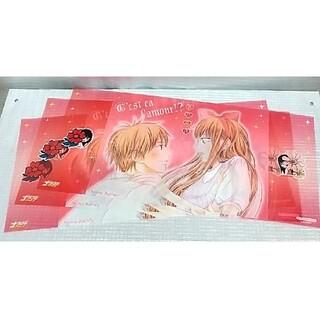 美品「君に届け」 夏コミ2007  非売品 特典 ブックカバー(キャラクターグッズ)