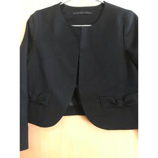 ジーユー(GU)のフォーマルジャケット 110 女の子(ドレス/フォーマル)
