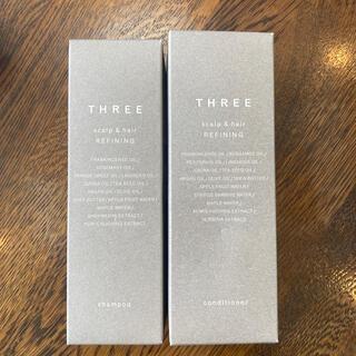 スリー(THREE)の専用THREE♡シャンプーコンディショナーSET(シャンプー)
