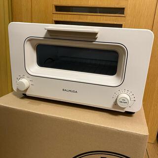 バルミューダ(BALMUDA)のBALMUDA The Toaster バルミューダ オーブントースター(調理機器)