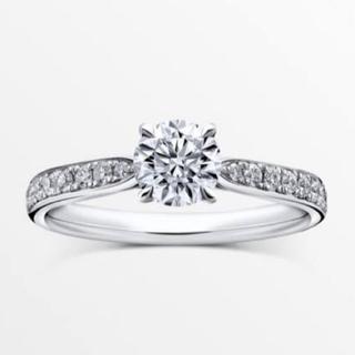 ラザールダイヤモンド 婚約指輪 ピンキーリング(リング(指輪))