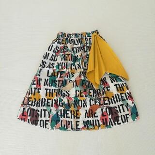 コドモビームス(こども ビームス)のウルフアンドリタ WOLF&RITAリボン付きスカート(スカート)