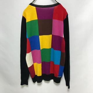 ユニフォームエクスペリメント(uniform experiment)のuniform ユニフォームエクスペリメント ニット カットソー セーター(ニット/セーター)