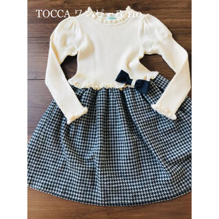 TOCCA - TOCCA ワンピース 110サイズ