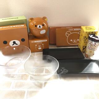 サンエックス(サンエックス)の新品未使用 非売品 リラックマ 食器6点セット(食器)