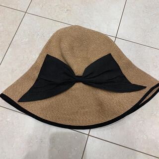 ユナイテッドアローズ(UNITED ARROWS)のアシーナニューヨーク 帽子(ハット)