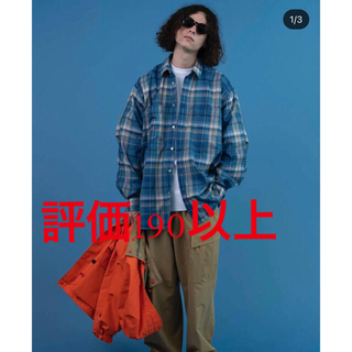 ダイワ(DAIWA)の希少 daiwa Tech Work Shirts Frannel Plaids(シャツ)
