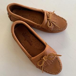 ミネトンカ(Minnetonka)のミネトンカとポーターバッグ2点 専用です(ローファー/革靴)