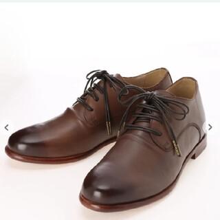サマンサモスモス(SM2)のtsuharu サマンサモスモス オックスフォードシューズ ブラウン Lサイズ(ローファー/革靴)