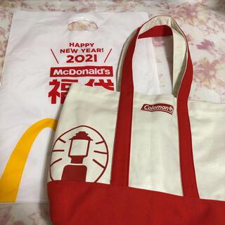 マクドナルド(マクドナルド)のマクドナルド × Coleman コラボ福袋2021(フード/ドリンク券)