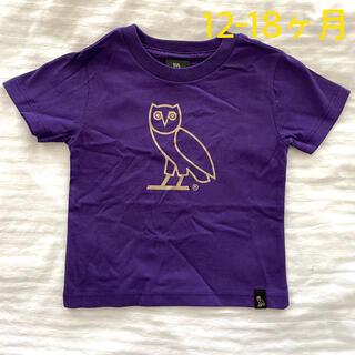 シュプリーム(Supreme)の【りです様専用】OVO ベイビーTシャツ12-18ヶ月(Tシャツ)