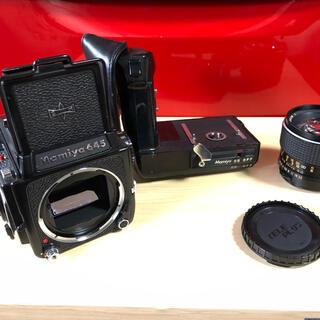マミヤ(USTMamiya)のmamiya645 (フィルムカメラ)