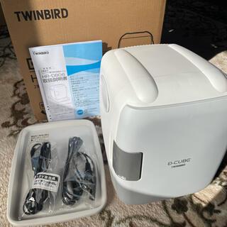 ツインバード(TWINBIRD)のTWINBIRD D-CUBE s  HR-DB06(冷蔵庫)