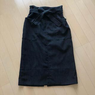 ローズバッド(ROSE BUD)のローズバッド ミディ タイトスカート(ロングスカート)