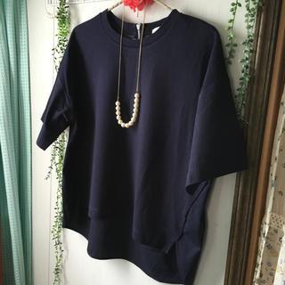 ジーユー(GU)の89☆トップス(シャツ/ブラウス(半袖/袖なし))