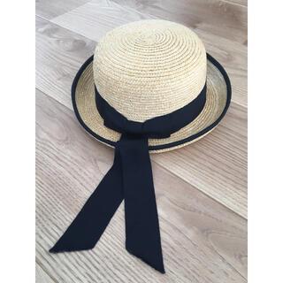 幼稚園麦藁帽子(麦わら帽子/ストローハット)