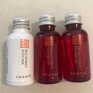 タン(THANN)のTHANN タン シャワージェル ボディローション(ボディローション/ミルク)