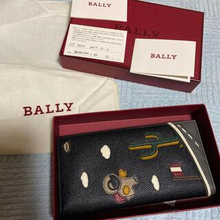 バリー(Bally)のbally 長財布 さぼてん 宇宙飛行士柄 正規品(財布)