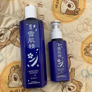 コーセー(KOSE)の薬用 雪肌精 化粧水・乳液(乳液/ミルク)