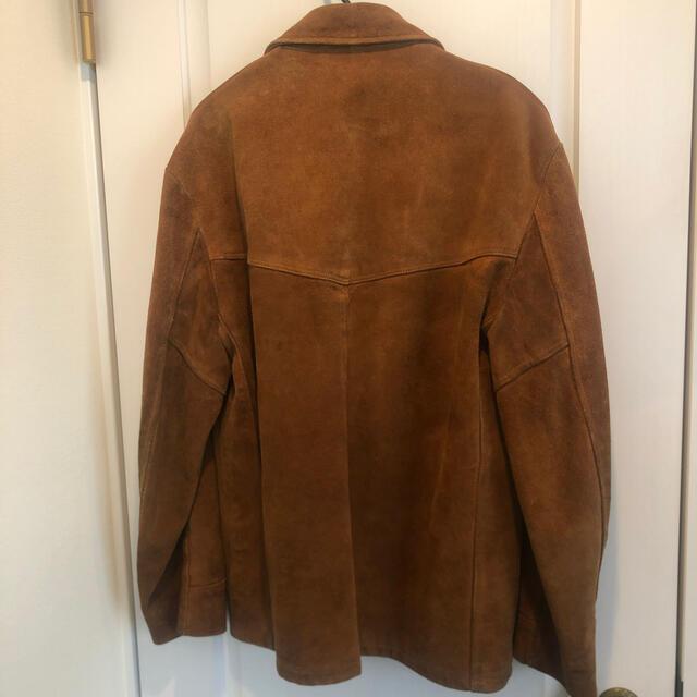 schott(ショット)のSchott WESTERN スウェードジャケット USA製 size38 メンズのジャケット/アウター(レザージャケット)の商品写真