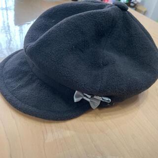 ニットプランナー(KP)のKP ニットプランナー 新品未使用 キャスケット 帽子定価4600円トロワラパン(その他)