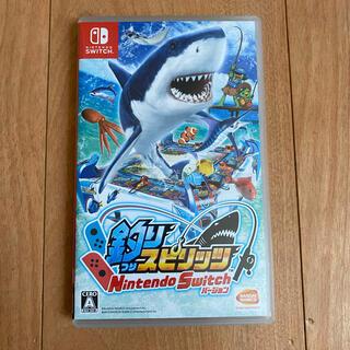 ニンテンドウ(任天堂)のNintendo Switch 釣りスピリッツ(家庭用ゲームソフト)