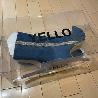 イエローブーツ(Yellow boots)のyellowshoes デニムブーツ♡(ブーツ)