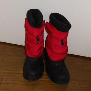 ポロラルフローレン(POLO RALPH LAUREN)のラルフローレン ブーツ 20.5cm(ブーツ)