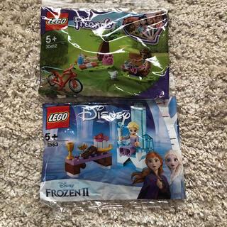 レゴ(Lego)の新品★ LEGO friends Disney 2個(知育玩具)
