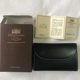 ホワイトハウスコックス(WHITEHOUSE COX)の専用 ホワイトハウスコックス(折り財布)