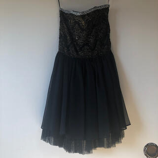 マーキュリーデュオ(MERCURYDUO)のマーキュリーデュオ ワンピース チューブトップドレス(ミニドレス)