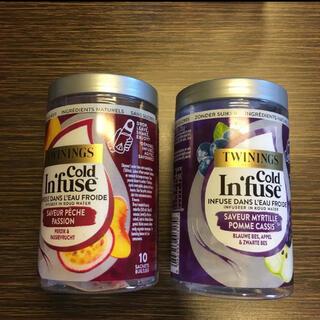 トワイニング 水出しアイスティー 2個セット 日本未発売(茶)