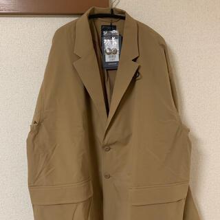 ダイワ(DAIWA)のDAIWA PIER39 Loose Stretch 2B Jacket タン(テーラードジャケット)