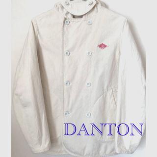 DANTON - DANTON ダントン キャンバスジャケット  ダブル フード