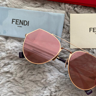 FENDI - FENDI フェンディ ミラーサングラス