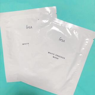 イプサ(IPSA)のイプサ 美白 シートマスク(パック/フェイスマスク)