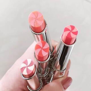 Christian Dior - ディオールアディクト リップグロウ201 ピンク