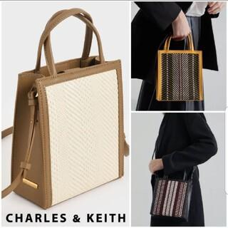 チャールズアンドキース(Charles and Keith)のチャールズ&キース バック(ショルダーバッグ)