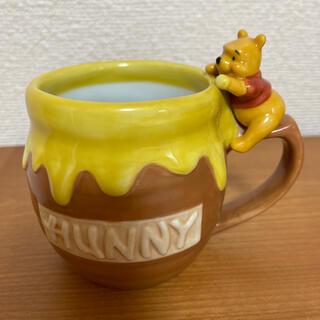 クマノプーサン(くまのプーさん)のくまのプーさん マグカップ(マグカップ)