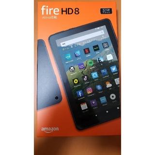 【Newモデル】Fire HD 8 タブレット ブラック32GB 第10世代(タブレット)