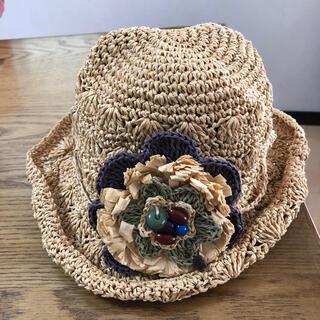 アナスイミニ(ANNA SUI mini)の《ANNA SUI Mini》麦わら帽子(帽子)