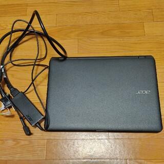 エイサー(Acer)のAcer ノートパソコン 中古(ノートPC)