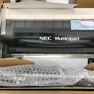 エヌイーシー(NEC)のNEC Multilmpact 700LE ドットプリンター(OA機器)
